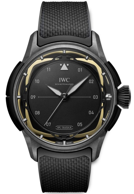 IWC Schaffhausen Big Pilot's Watch Shock Absorber XPL Limited Edition (Ref. IW357201)