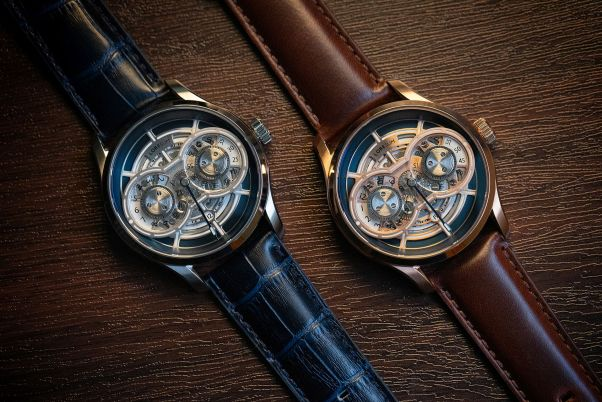 Loresum LS01 mechanical watch