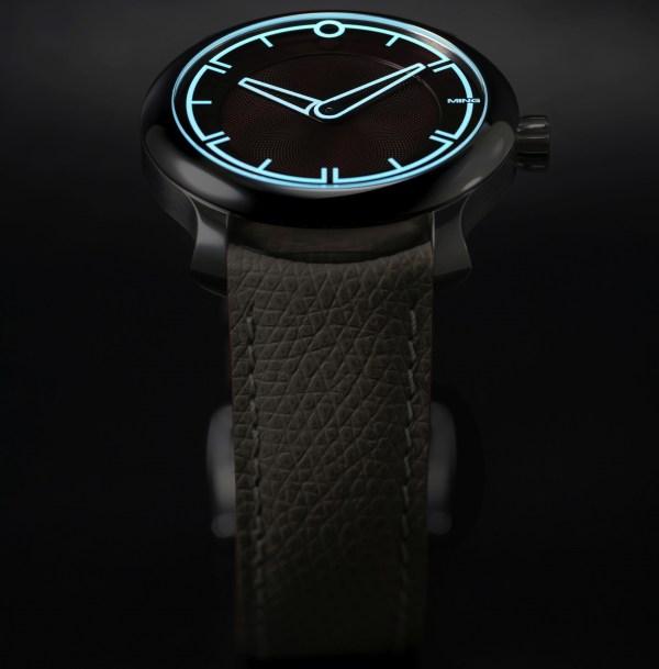 MING 17.09 watch made in Switzerland