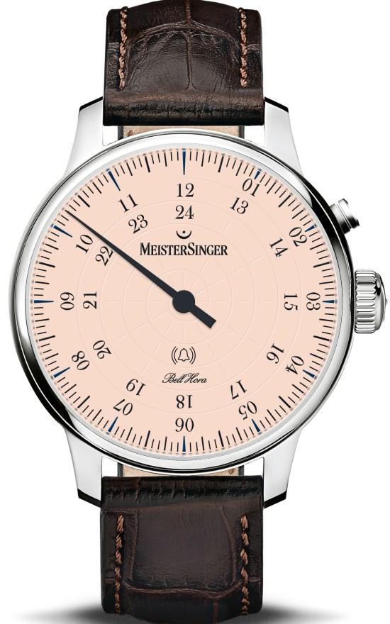 MeisterSinger Bell Hora watch