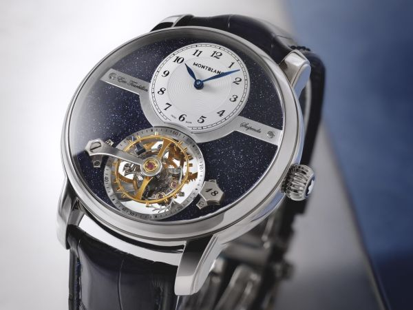 Montblanc Star Legacy Suspended Exo Tourbillon Limited Edition 18