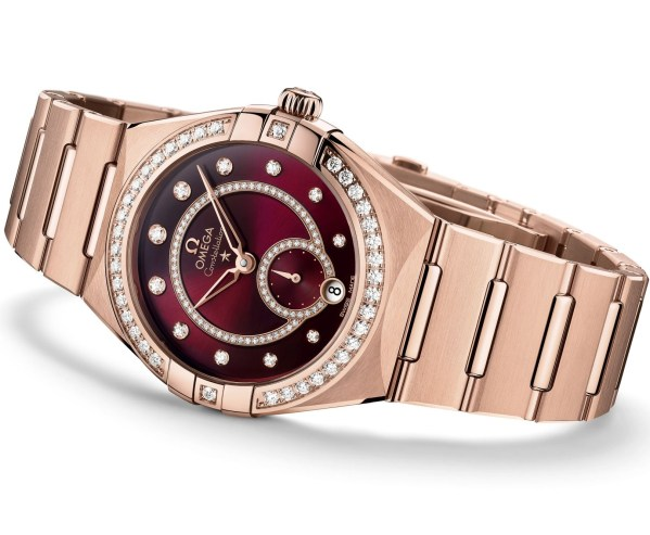 OMEGA Constellation Co‑Axial Master Chronometer Small Seconds 34 mm Reference 131.55.34.20.61.001