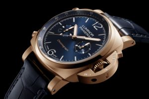 Panerai Luminor Chrono GoldtechTM Blu Notte (PAM01111)