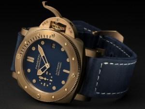 Panerai Submersible Bronzo Blu Abisso (PAM01074)