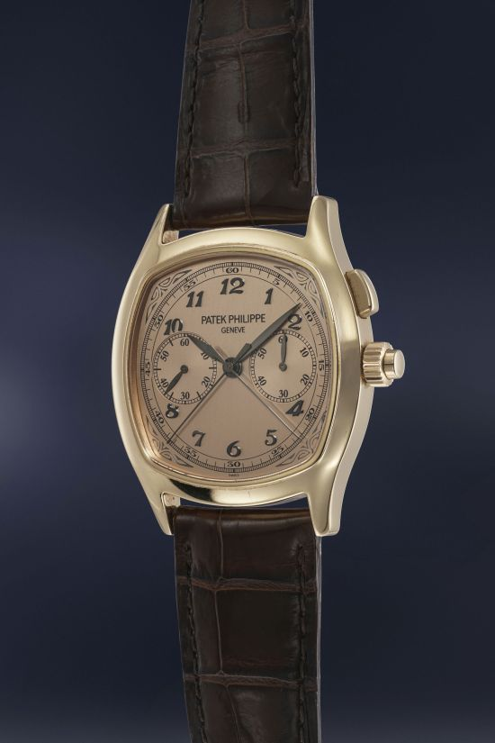Patek Philippe Split Seconds Chronograph, Reference 5950