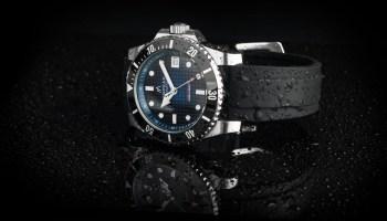 Pompeak Sub-Aquatic Automatic Diving Watch