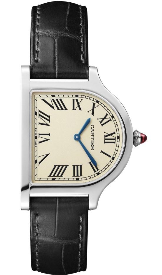 The Classic Cloche De Cartier Watch