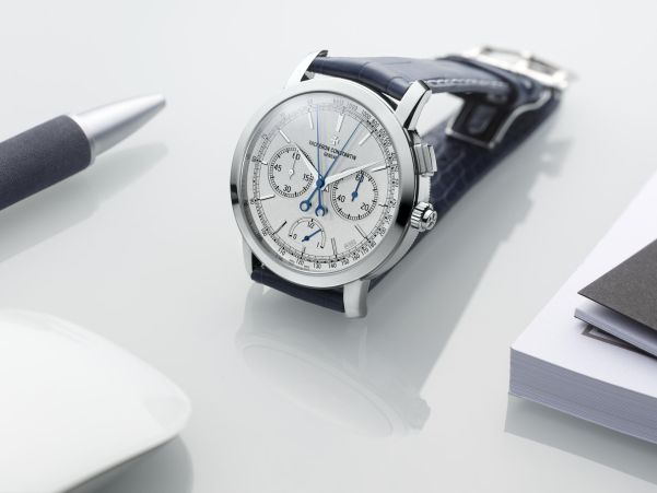 Vacheron Constantin Collection Excellence Platine Traditionnelle Split-Seconds Chronograph Ultra-Thin
