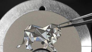 Vacheron Constantin Les Cabinotiers Minute Repeater Tourbillon Sky Chart Leo Constellation Jewellery