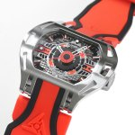 Wryst Racer Automatic Watch New Edition with Red Strap