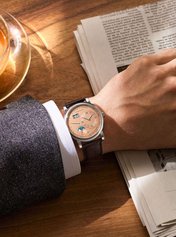 A. Lange & Söhne LANGE 1 Perpetual Calendar watch