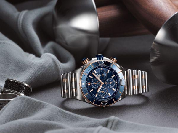 Breitling Super Chronomat 44 Four-Year Calendar watch