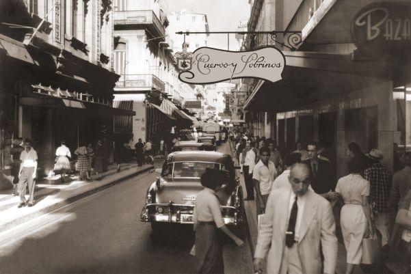 Cuervo y Sobrinos Vintage Boutique