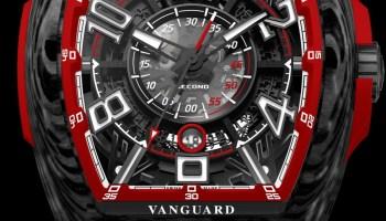 Franck Muller Vanguard Racing Skeleton carbon