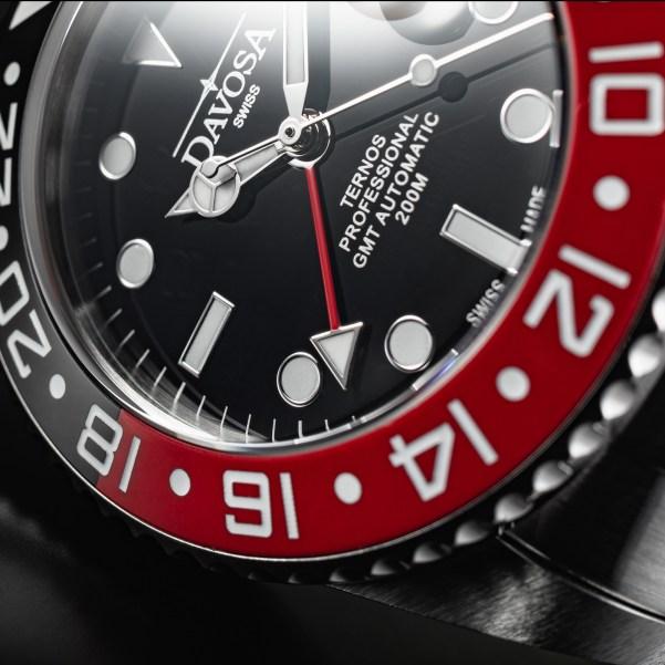 DAVOSA Ternos Professional TT GMT Automatic watch