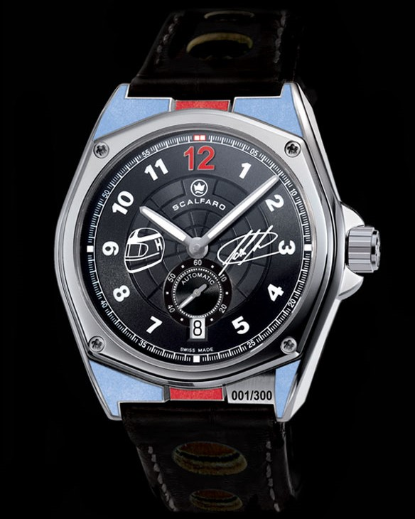 Scalfaro John Surtees Watch Edition