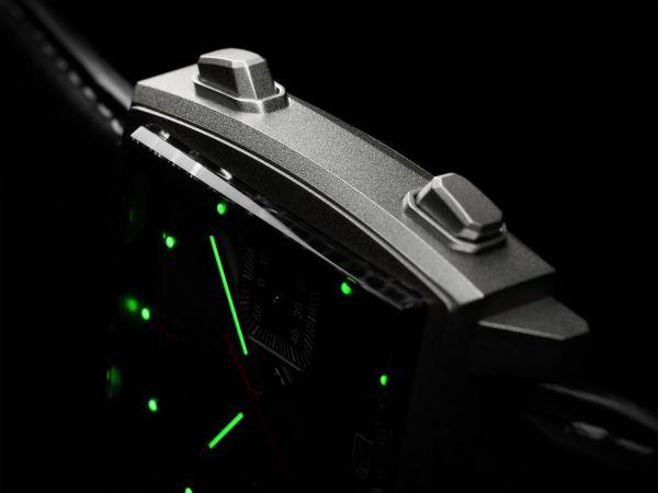 TAG Heuer Monaco Titan Special Edition Chronograph 39 mm 1