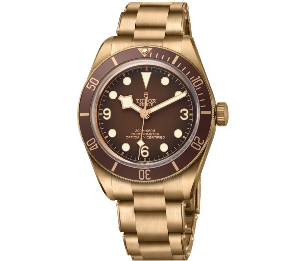 Tudor Black Bay Fifty-Eight Bronze Boutique Edition (reference 79012M)