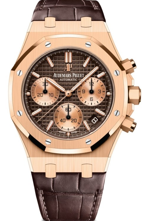 Audemars Piguet Royal Oak Self-winding Chronograph 41mm, Reference RO_26239OR-OO-D821CR-01