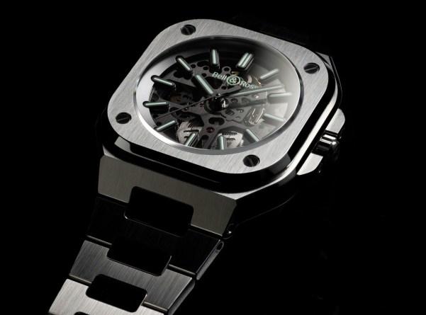 Bell & Ross BR 05 Skeleton Nightlum Limited Edition watch