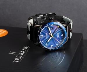 DUFRANE City Limits Automatic GMT Watch