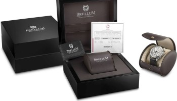 Brellum Duobox LE.8 Chronometer Limited Edition