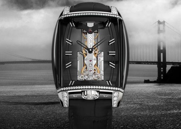 Corum 10th Anniversary Golden Bridge Automatic Collection