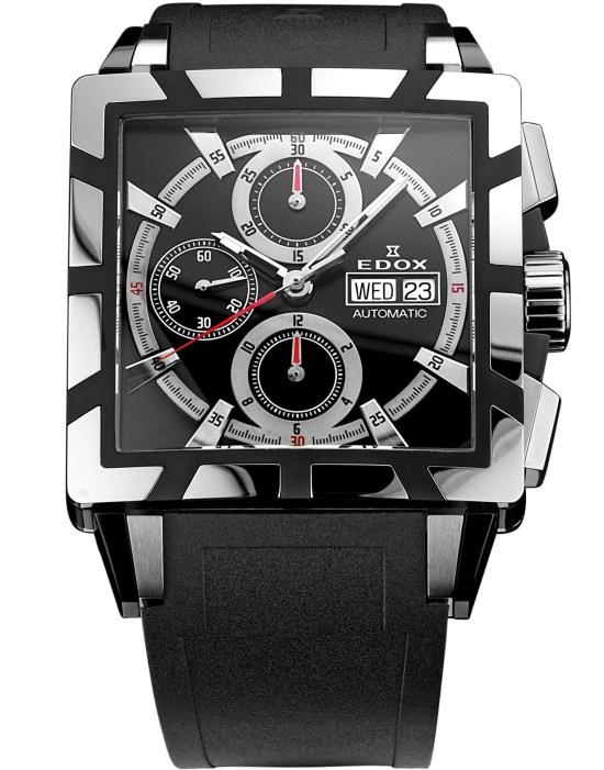 EDOX Classe Royal Chronograph
