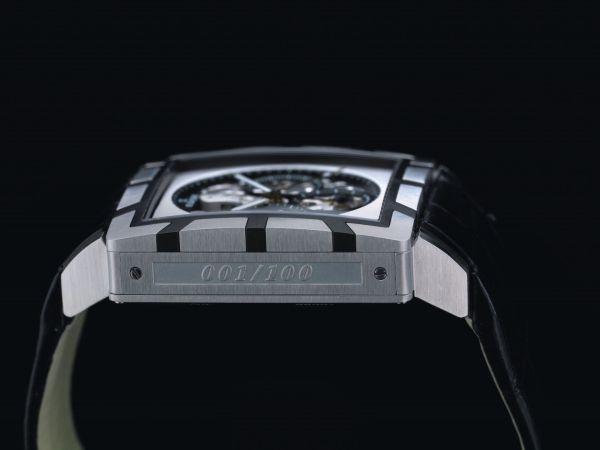 EDOX Classe-Royale Limited Edition Jackpot Chronograph