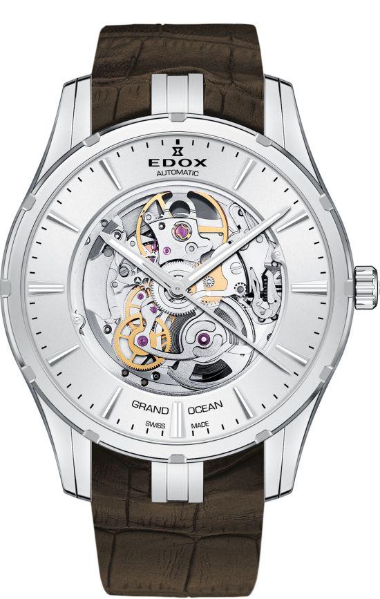 Edox Grand Ocean Phantom of Time watch Ref. 85301 3 AIN