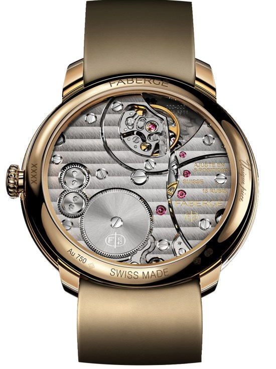 """Fabergé Dalliance """"Choose Hope"""" Watch for Only Watch"""