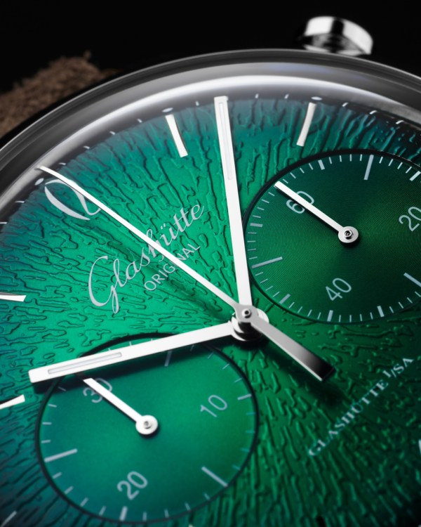 Glashütte Original Sixties Chronograph Annual Edition 2021