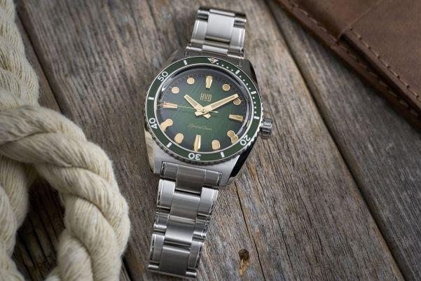 HVD SpectreDiver diving watch 200m