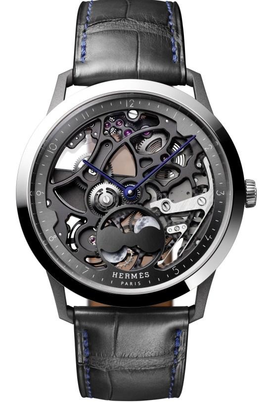 Hermès SLIM D'HERMÈS Squelette Lune