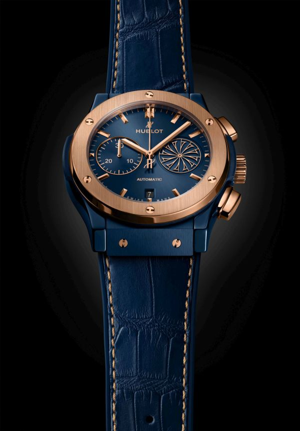 Hublot Classic Fusion Chronograph Boutique Mykonos