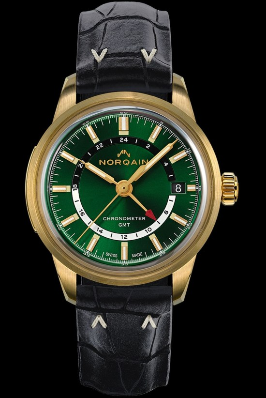 NORQAIN Freedom 60 GMT Forest Green Limited Edition
