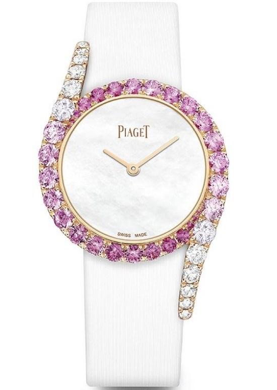 Piaget Limelight Gala Precious Sunset automatic watch