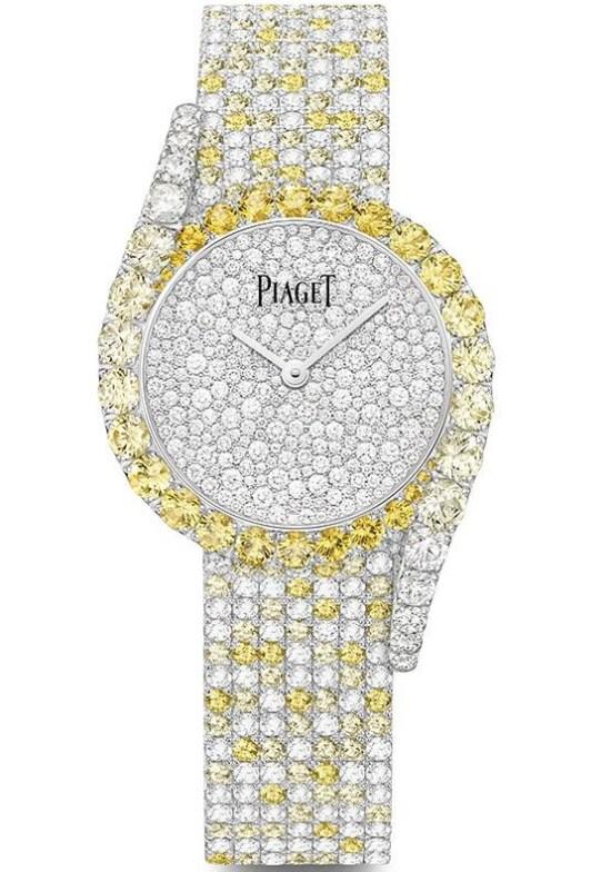 Piaget Limelight Gala Precious Zenith watch