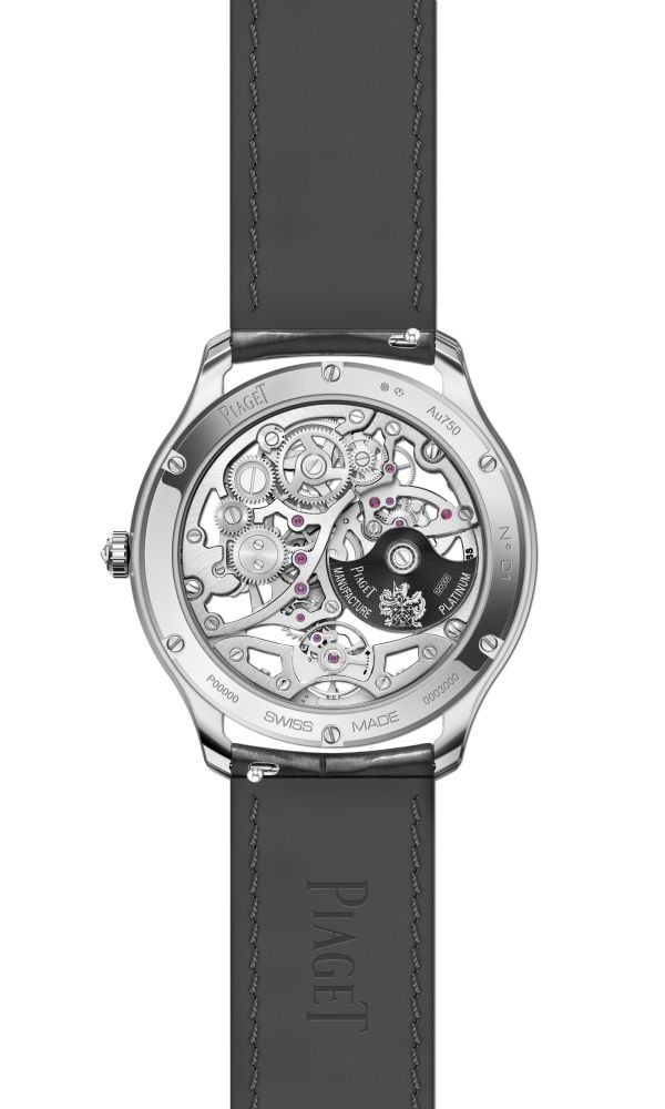 Piaget Polo Skeleton High-Jewellery, Reference G0A46007