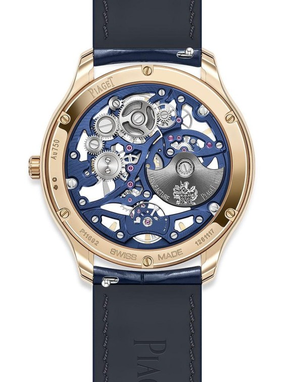 Piaget Polo Skeleton Rose Gold, Reference G0A46009