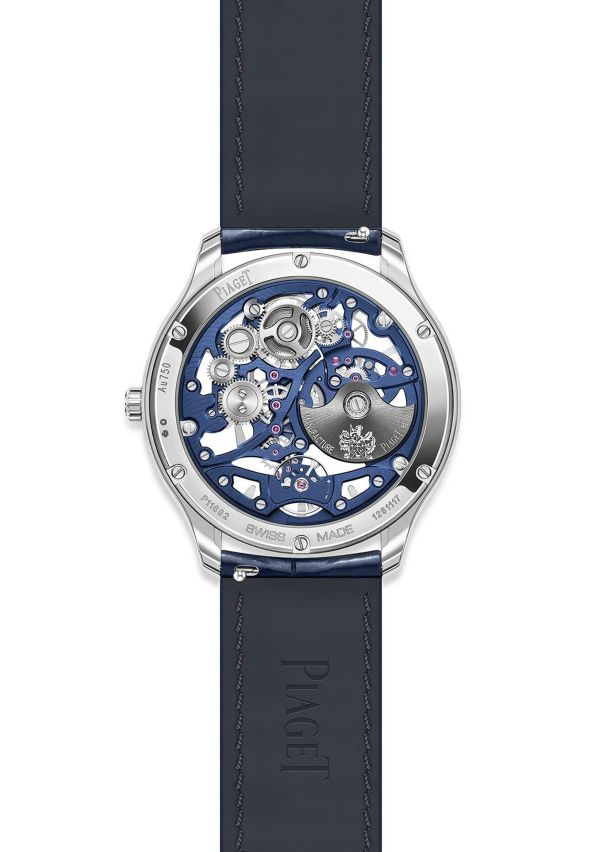 Piaget Polo Skeleton White Gold, Reference G0A46010