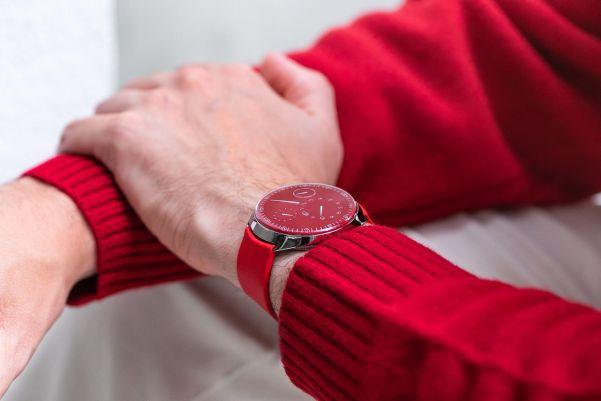 Ressence Type 1 Slim Red watch