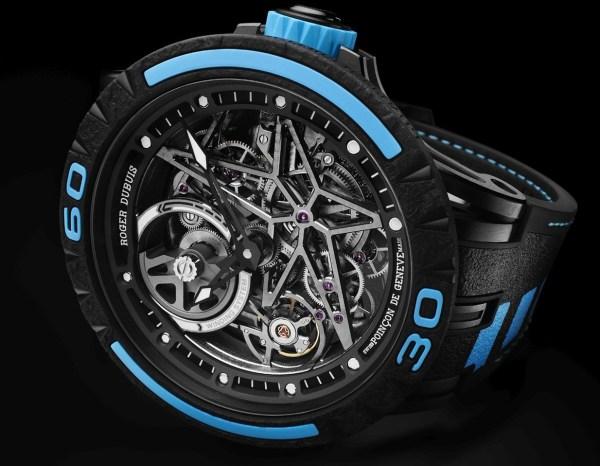 Roger Dubuis New Excalibur Spider Pirelli