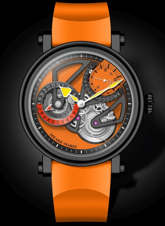 Speake-Marin One&Two Dual Time ONLY WATCH THE SUN