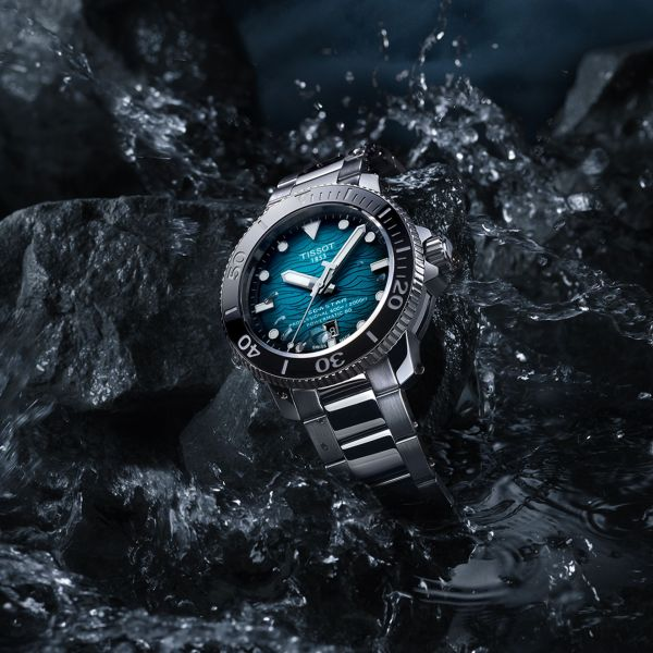 Tissot Seastar 2000 Professional diving watch 600 meters
