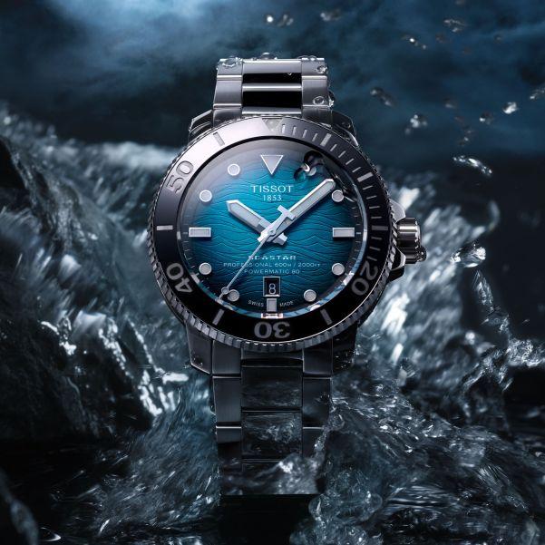 Tissot Seastar 2000 Professional watch
