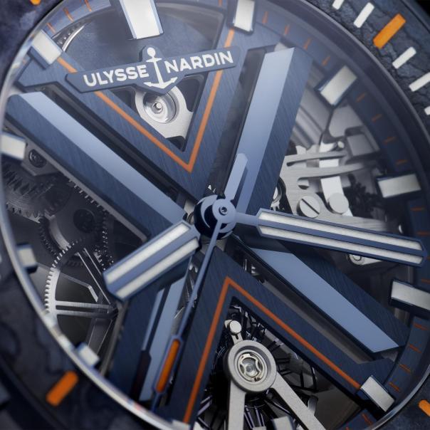 Ulysse Nardin DIVER X SKELETON Limited Edition