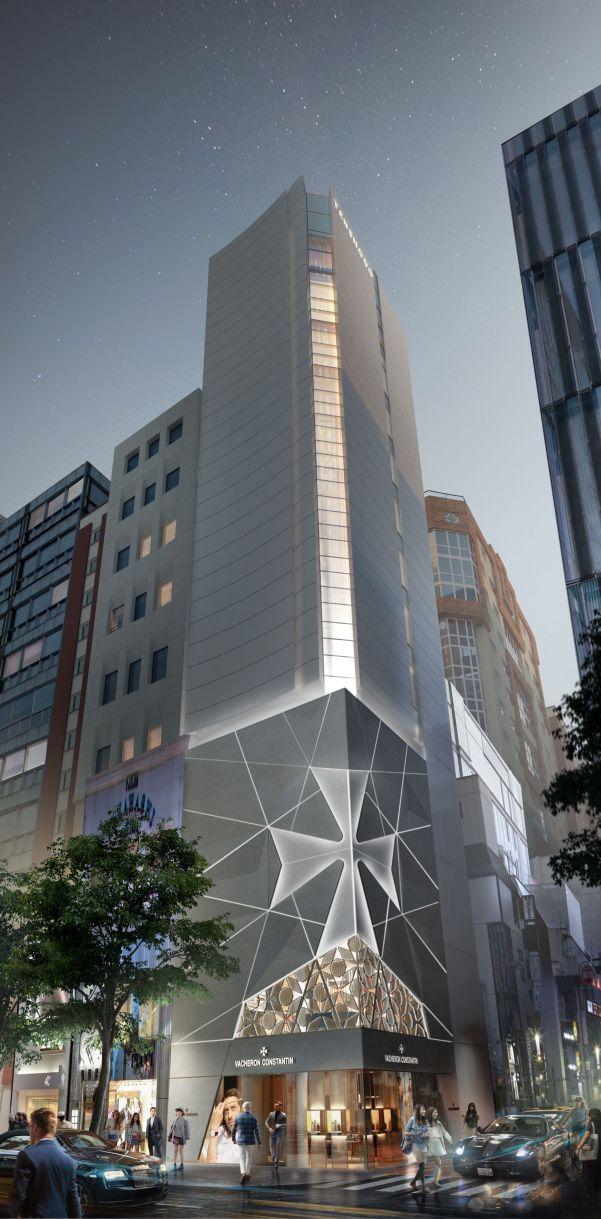 Vacheron Constantin announces new flagship in Ginza, Tokyo