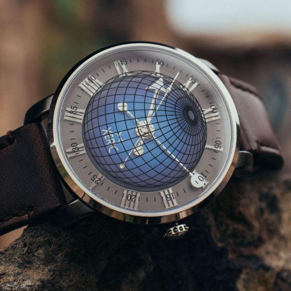 Xeric Atlasphere Automatic watch
