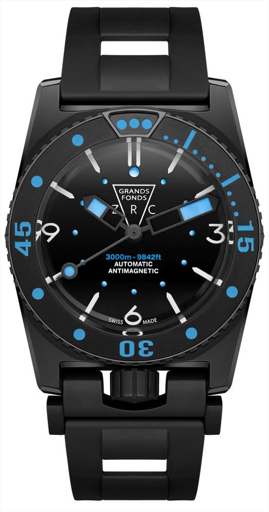 ZRC GRANDS FONDS 3000 watch